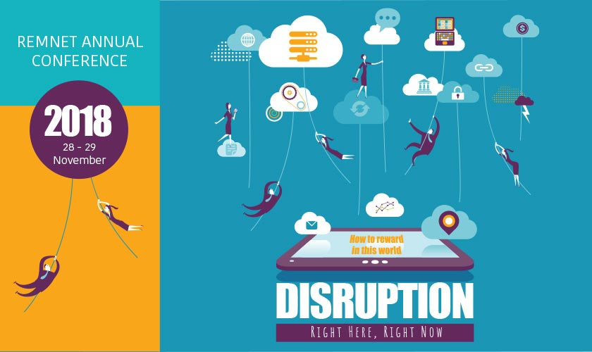 RemNet Annual Conference 2018 - Disruption